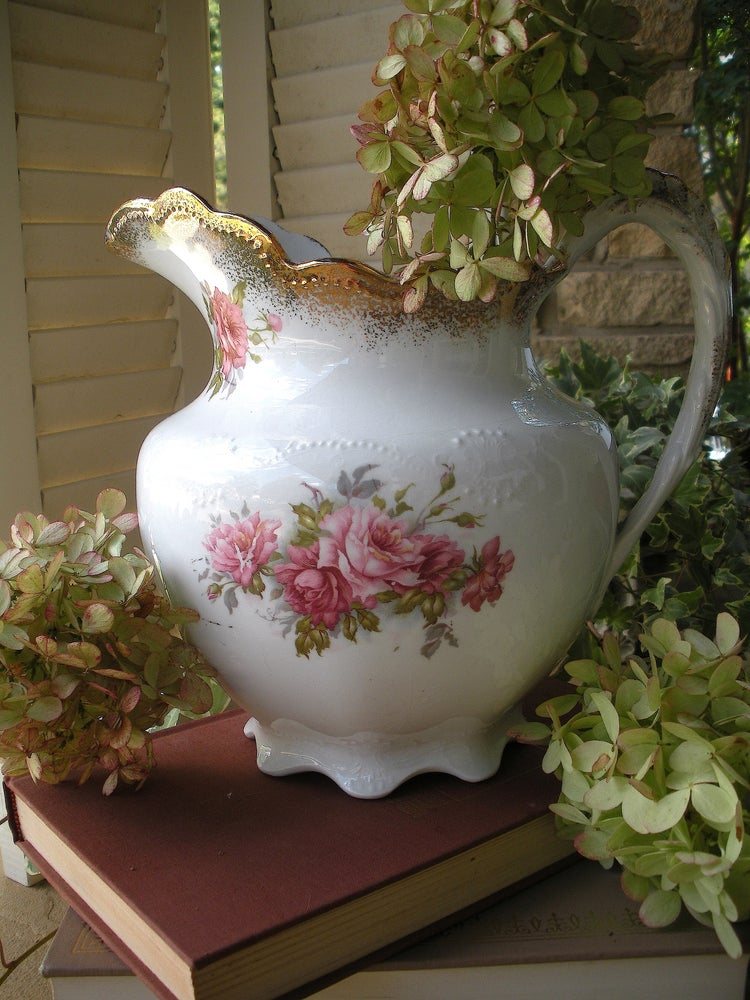 Image of Rose Pitcher