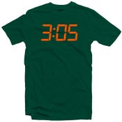 "Image of LIKE MIKE ""3:05"" UM Green/Orange"
