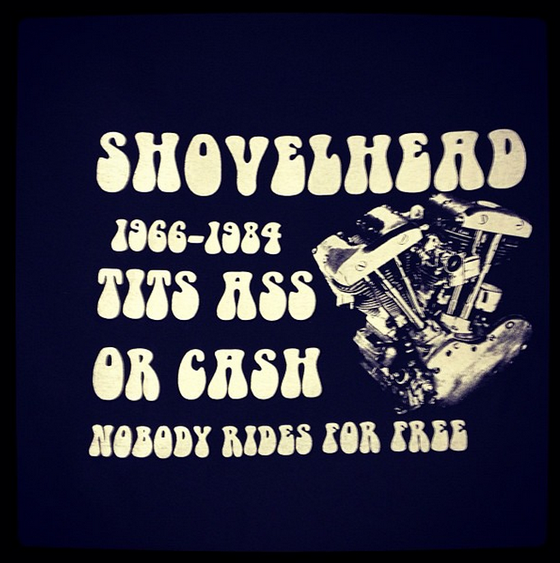 Image of Shovelhead Shirt