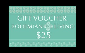 Image of $25 Gift Voucher