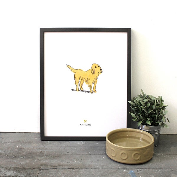 Image of For the Love of Dog - Golden Retriever