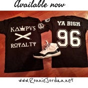 Image of KAMPUS ROYALTY tee