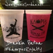 "Image of #AirRonnie / #KampusRoyalty ""drankin patna"" Cup"