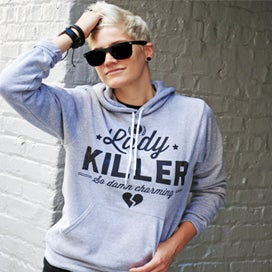 Image of Lady Killer Pullover