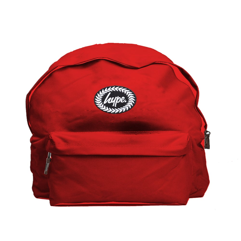 Image of HYPE. RED BACKPACK