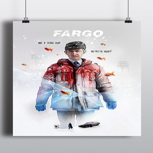 Image of Fargo Poster Print