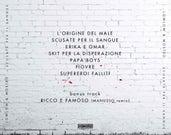 LOWLOW & MOSTRO - SCUSATE PER IL SANGUE EP - HONIRO STORE