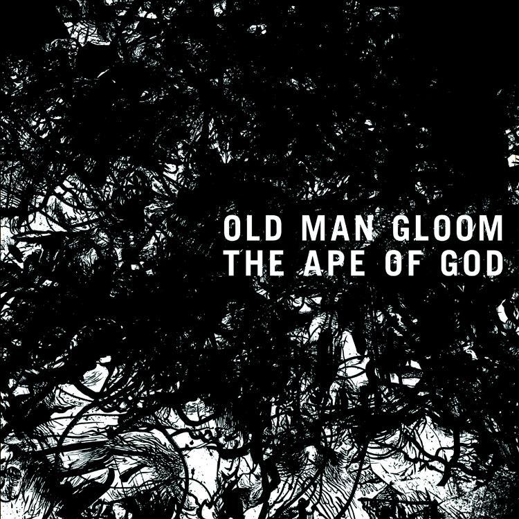 """Image of Old Man Gloom """"The Ape of God"""" (SIGE34) LP"""