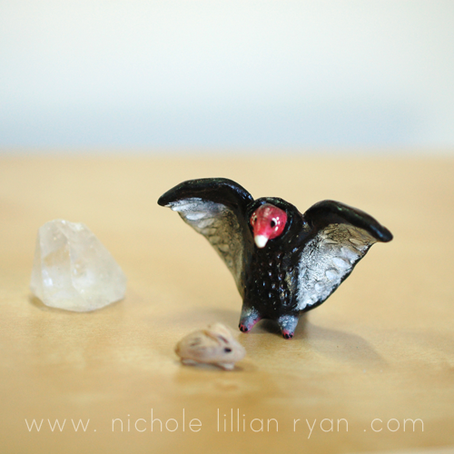 Image of Turkey Vulture Tiny Totem