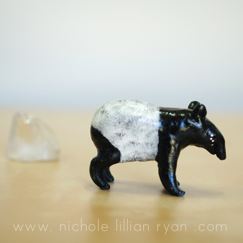 Image of Tapir Tiny Totem