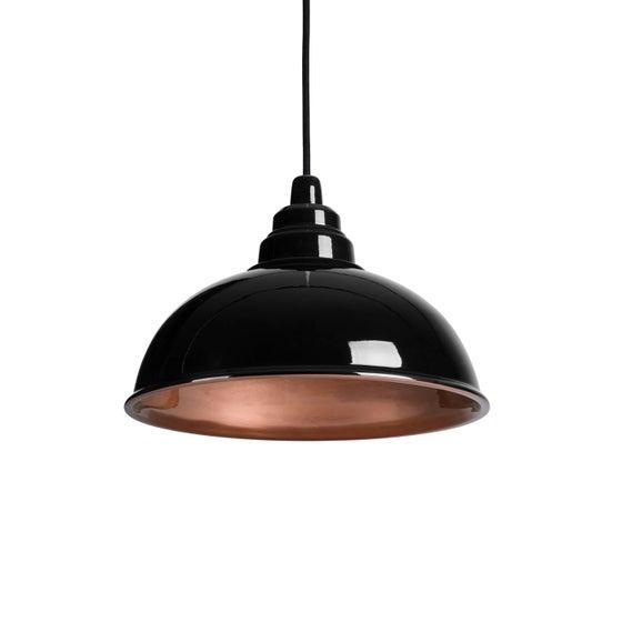 Image of Botega black, copper interior