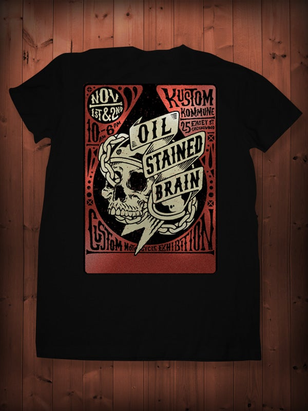 Image of Official 2014 OSB Tee - PRESALE