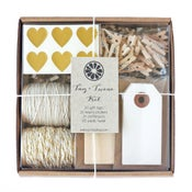 Image of Gold Tag + Twine Kit