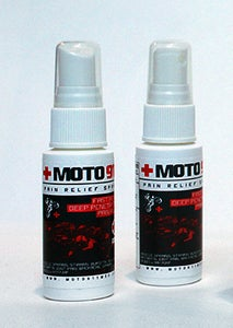 Image of MOTO 911 SPRAY PAIN RELIEVER - 1 OUNCE BOTTLE