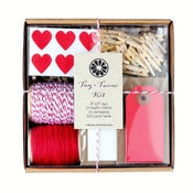 Image of Red Tag + Twine Kit