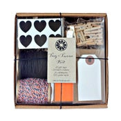 Image of Halloween Tag + Twine Kit