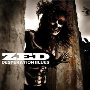 Image of Zed - Desperation Blues CD