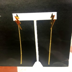 Image of Lightening bolt studs