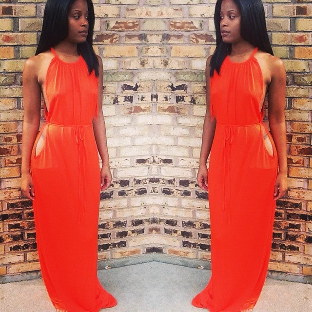 Image of Visha Sideless Maxi