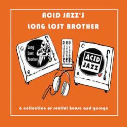 Image of Acid Jazz' Long Lost Brother Compilation CD Album