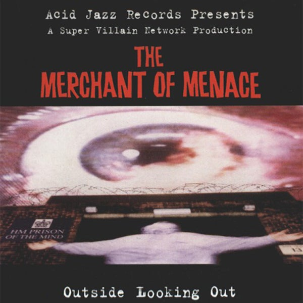 Image of Merchant of Menace - Outside Looking Out - CD Albums