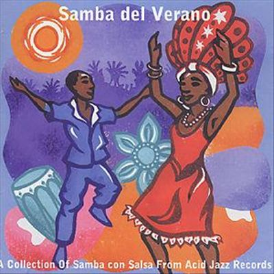 Image of Samba Del Verano - Compilation LP
