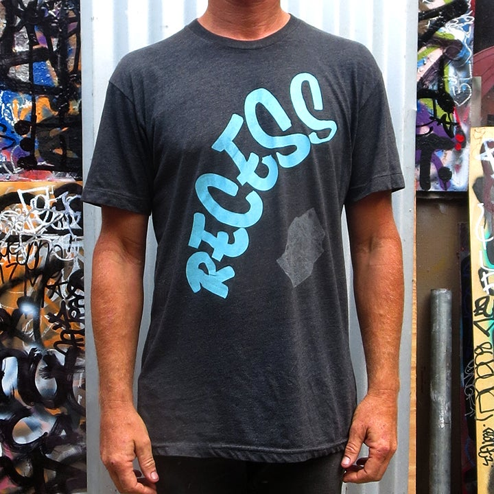 Image of Recess Logo 'Bling' Tee - Adult