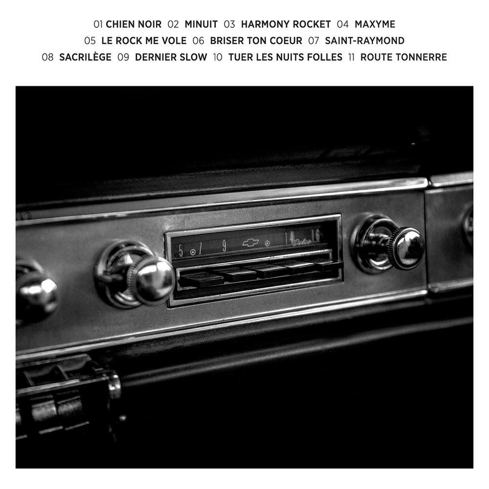 Image of Chien noir (Vinyle)