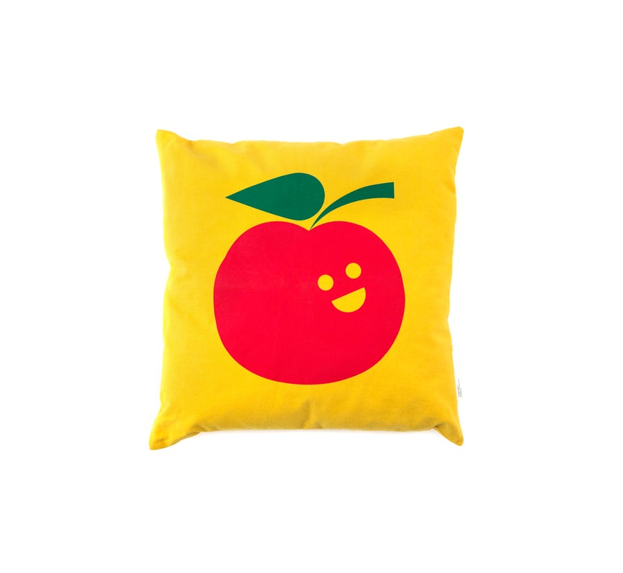 Image of Büro Destruct - Pillow Apfel