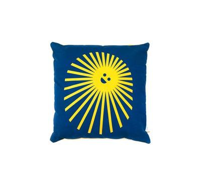 Image of Büro Destruct - Pillow Sonne