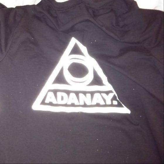 Image of ADANAY. Logo Tee Reflective