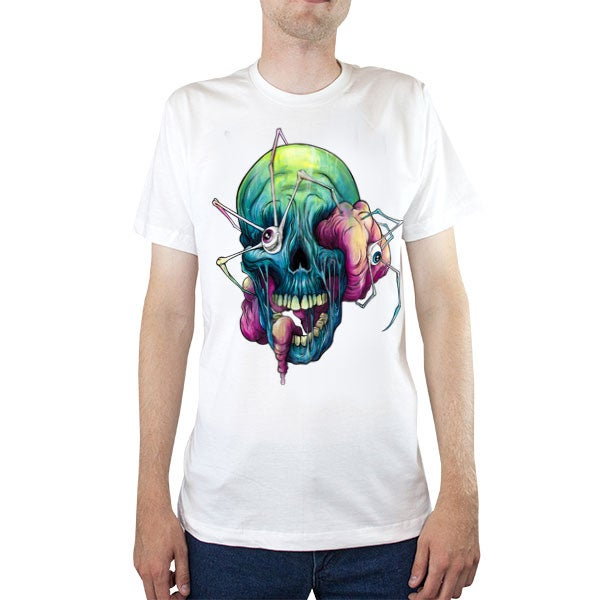 Image of Speyederman | By Alex Pardee | T Shirt