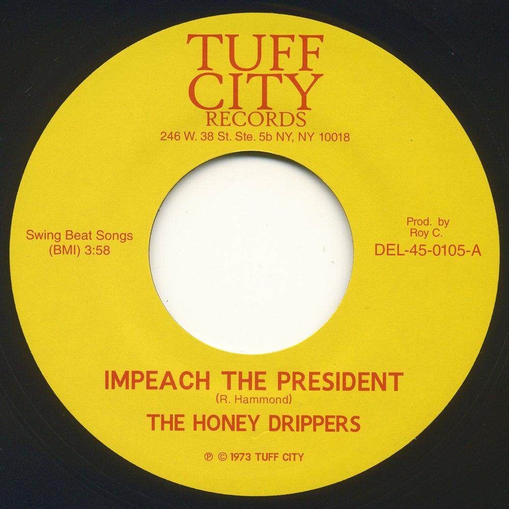 """Image of Impeach The President / Roy C's Theme - 7"""" Vinyl"""