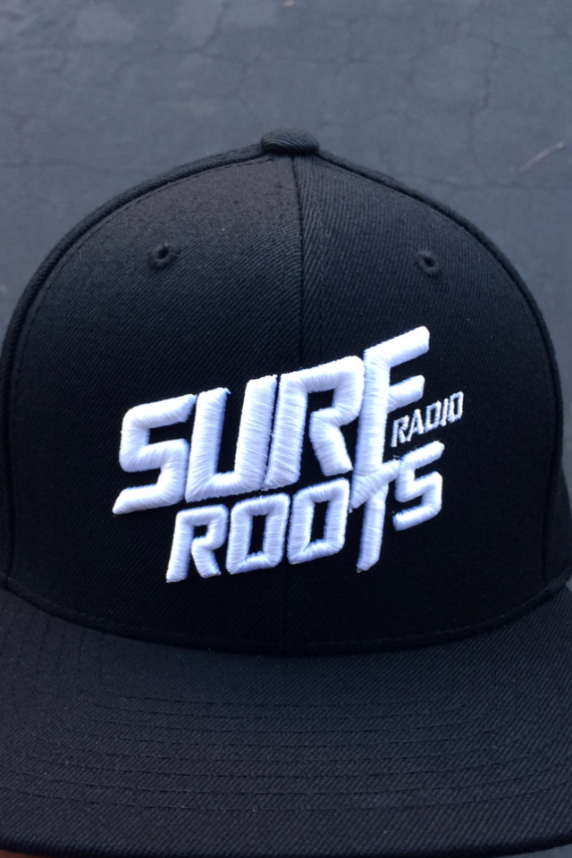 Image of New Surf Roots Snap Back