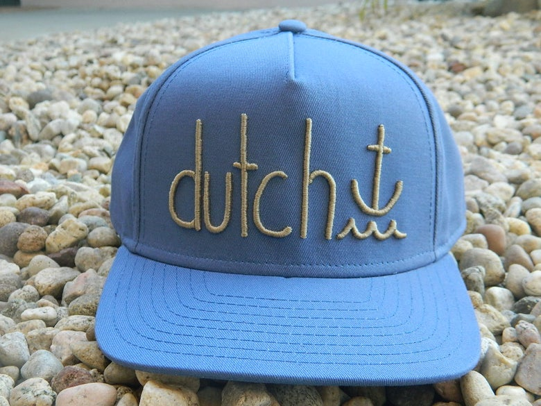 Image of Dutch Hat Slate/Khaki