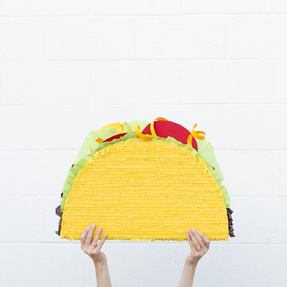 Image of Taco Piñata Workshop | October 4th