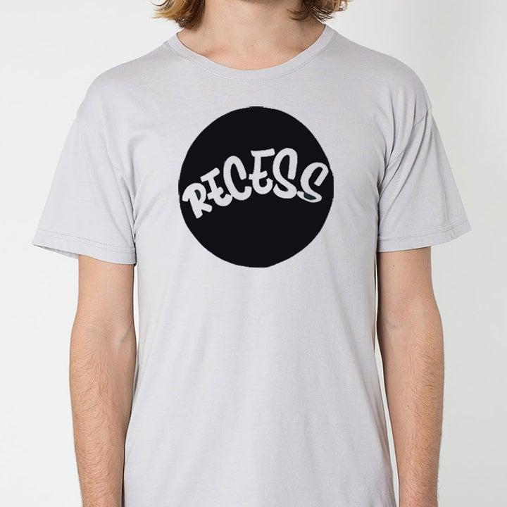 Image of RECESS logo 'Dot' tee