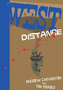 Image of WEST: DISTANCE limited edition hardcover