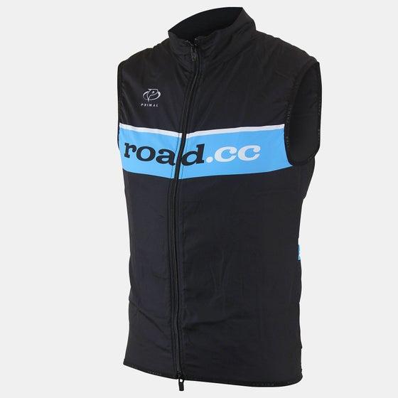 Image of road.cc wind vest