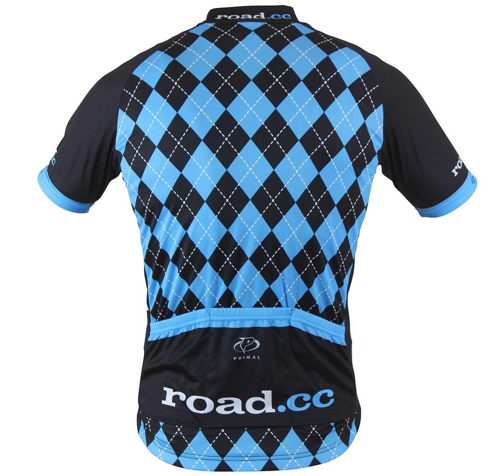 Image of road.cc Men's Evo jersey