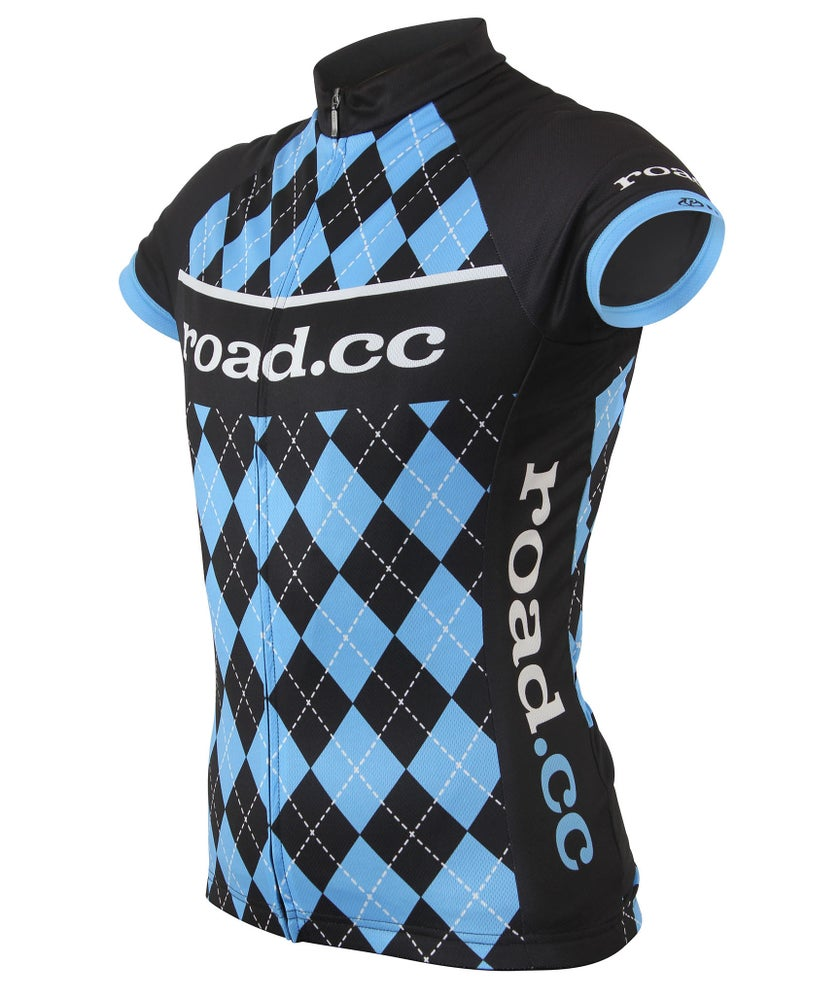 Image of road.cc Women's Evo jersey