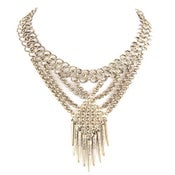 Image of Spiculum Fringe Necklace