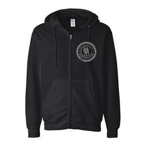 Image of OG Black Hooded Sweatshirt