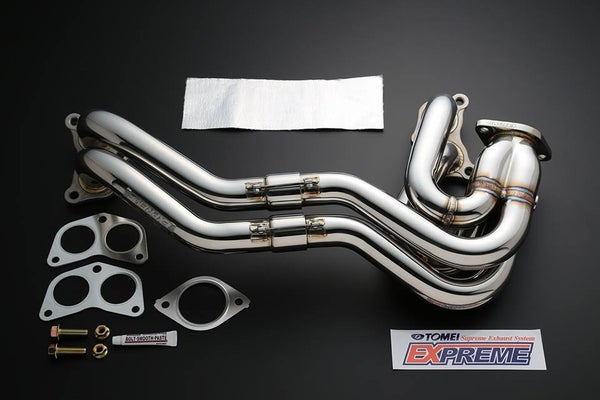 Image of Tomei Unegual Length Manifolds for FR-S / BRZ