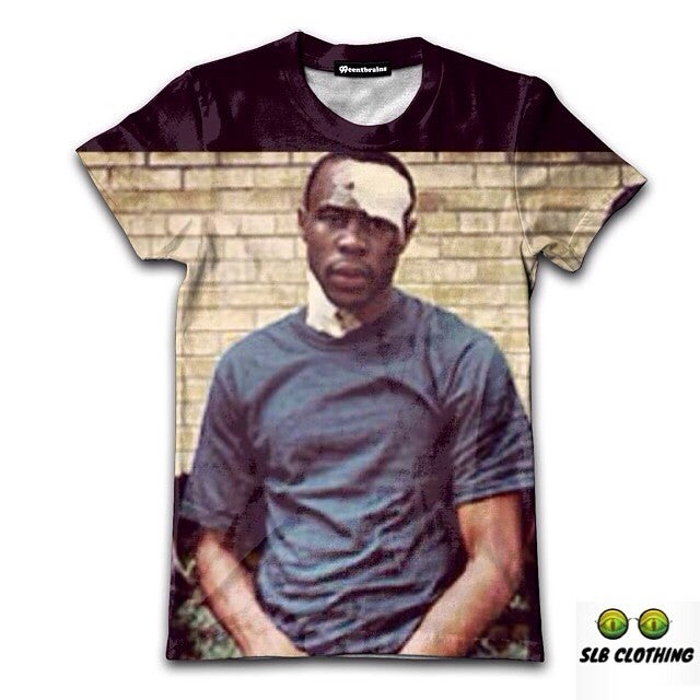 vintage gangster quot ace boogie quot shirt all print