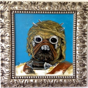 Image of Tusken Raider Painting