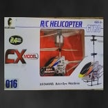 Image of CX - R/C Camera Helicopter
