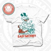 Image of Easy Money White Tee