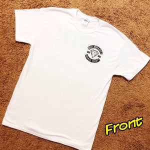 "Image of Millionaires ""OC CLUB PARTY"" White Tee"