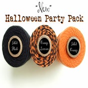 Image of Trick-or-Treat Halloween Bakers Twine by Timeless Twine